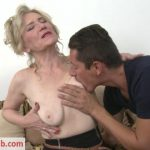 Mature Porn Video – Janka E. 55 – Horny housewife doing her toyboy (MP4, FullHD, 1920×1080)