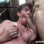 Mature Porn Video – GrandMams presents Lonely Granny In Swingers Club (MP4, FullHD, 1920×1080)