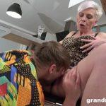 Mature Porn Video – GrandMams presents Seducing Her Step-Son (MP4, FullHD, 1920×1080)