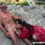 Mature Porn Video – GrandParentsx presents Old Slut Showing Everybody How To Fuck (MP4, FullHD, 1920×1080)