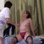 Mature Porn Video – Mature.nl presents Margo M. (52), Nikita V. (32) – a 32 year old lesbian gynaecologist is having a granny checkup (MP4, HD, 1880×1054)