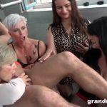 Mature Porn Video – GrandMams presents Granny Gym Orgy (MP4, SD, 720×400)